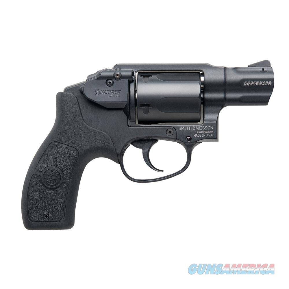 "SMITH & WESSON BODYGUARD 38SPL+P 1.9"" BLK 10062  Guns > Pistols > Smith & Wesson Pistols - Autos > Polymer Frame"