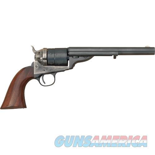 "Cimarron Firearms 1860 Richards-Mason .38Spl 8"" Fs Black Walnut CA9030  Guns > Pistols > C Misc Pistols"