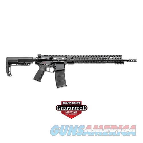 "Patriot Ordnance Factory 00856 Renegade Plus Semi-Automatic 223 Remington/5.56 Nato 16.5"" 30+1 Synthetic Black Stk Black Hard Coat Anodized 00856  Guns > Rifles > PQ Misc Rifles"