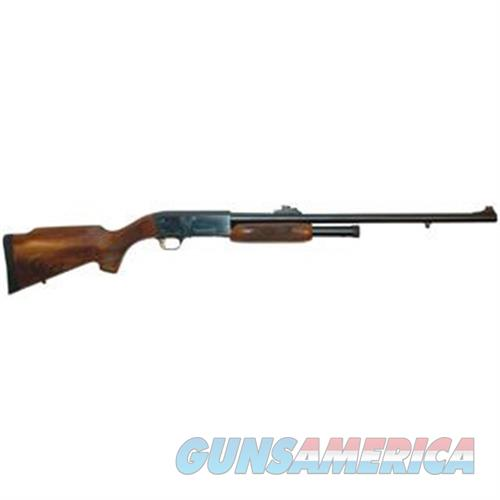 Ithica M37 Deerslayer Ii 12Ga 24 Fr Rs Walnut DS21224A  Guns > Shotguns > IJ Misc Shotguns