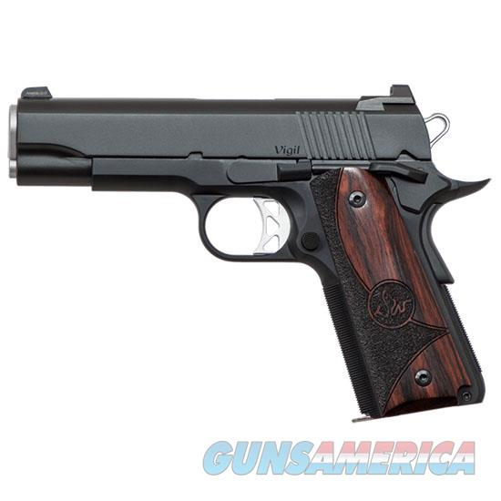 Czusa Dw Vigil Commander 45Acp Blk Al Frame 01834  Guns > Pistols > C Misc Pistols
