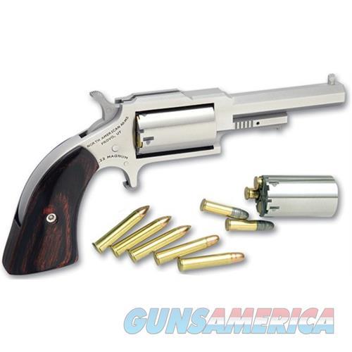 "North American Arms 22Lr/22Mag 2.5"" Sheriff NAA-1860-250C  Guns > Pistols > North American Arms Pistols"