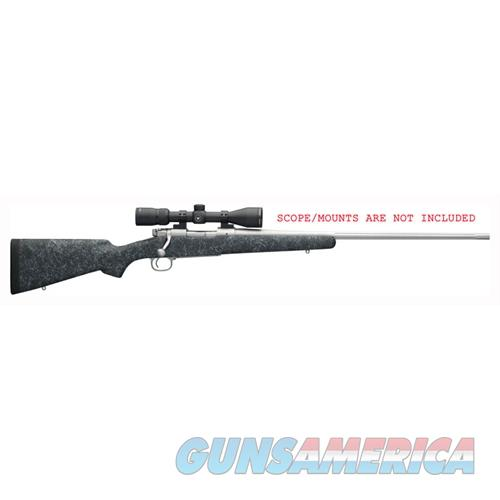 """Winchester 70 Extreme Weather Ss 30-06 22"""" Ss Black Synthetic 535206228  Guns > Rifles > W Misc Rifles"""