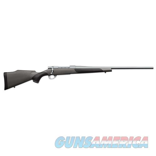 "Weatherby Vanguard Stainless .270 Win 24"" Grey/Black Synthetic VGS270NR4O  Guns > Rifles > W Misc Rifles"