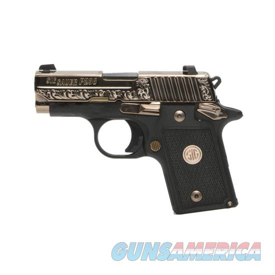 Sig Sauer P238 380Acp 2.7 Rose Gold Sao 6Rd 238-380-ERG  Guns > Pistols > S Misc Pistols