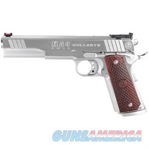 Metroarms 1911 Bullseye 6 45Acp Hard Chrome 8Rd M19BE45C  Guns > Pistols > MN Misc Pistols