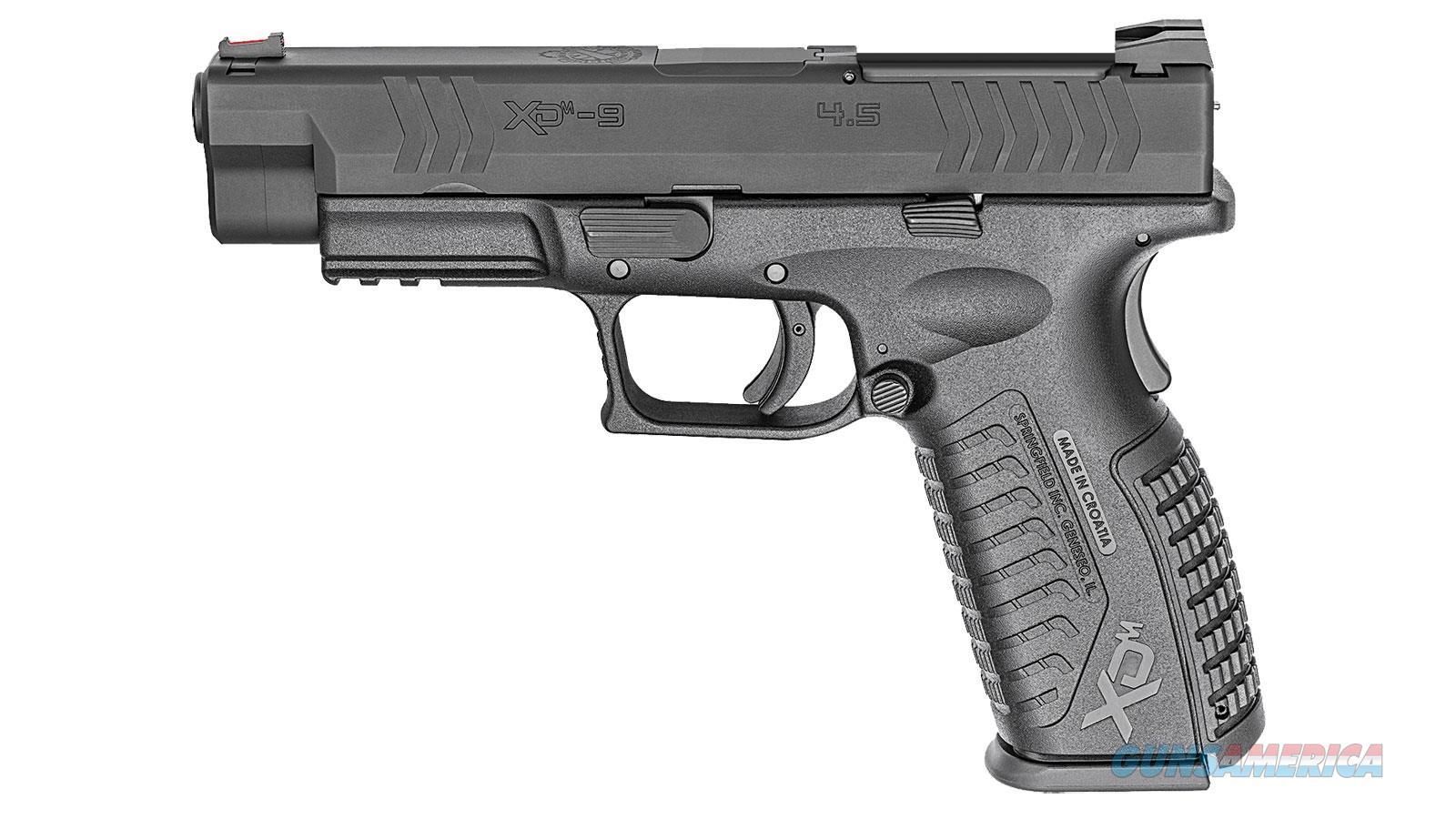 "Springfield Armory Xdm 9Mm 4.5"" 19Rd XDM9459BHCOSP  Guns > Pistols > S Misc Pistols"