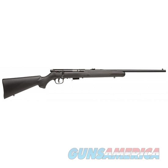 SAVAGE ARMS MKII-F 22LR BLK SYN ACCU 26700  Guns > Rifles > Savage Rifles > Standard Bolt Action > Sporting