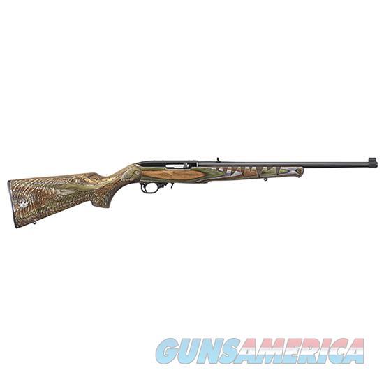 Ruger Talo 10/22 Gator Eng Green Mountain Laminate 21179  Guns > Rifles > R Misc Rifles