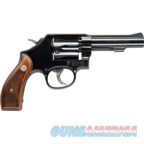 Smith & Wesson 10 38Spl+P 4 6Rd Carbon Frame Wood Grip 150786  Guns > Pistols > S Misc Pistols