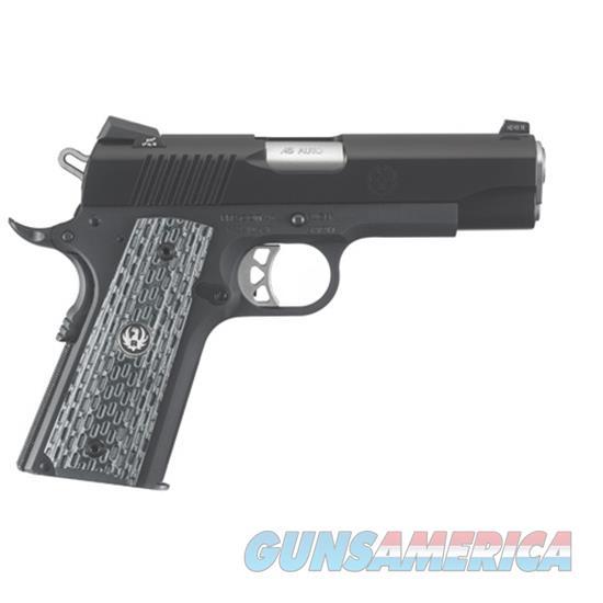 Ruger Sr1911 Night Watchman .45Acp Ngt Sgt Micarta Grips RUG 6720  Guns > Pistols > TU Misc Pistols