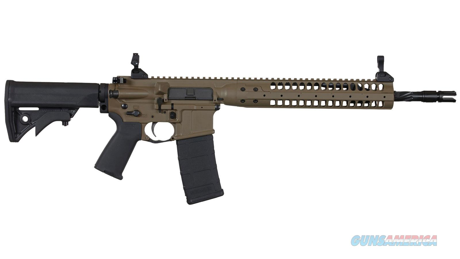 "Lwrc Ic Spr 5.56 16"" Brn ICR5PBC16SPR  Guns > Rifles > L Misc Rifles"