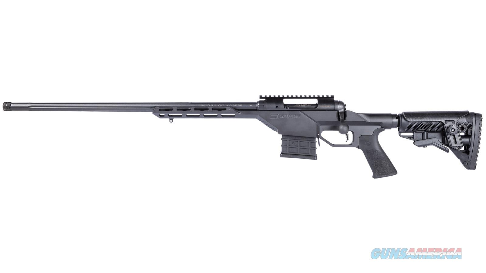 Savage 10Ba Stealth Lh 6.5Cred 22663  Guns > Rifles > S Misc Rifles