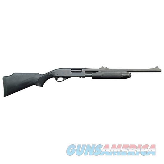 "Remington 25097 870 Express Slug Pump 12 Ga 20"" 3"" Fr Blk Synthetic Stk Black 25097  Guns > Shotguns > R Misc Shotguns"