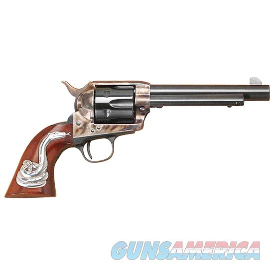 Cimarron Firearms Uberti 1851 Man With No Name 45Lc 5.5 Snake MP411SSI01  Guns > Pistols > C Misc Pistols