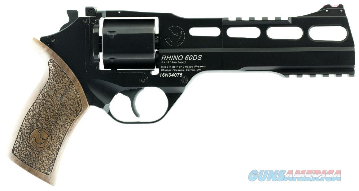 "Rhino 60Ds 9Mm 6"" Blk Adj 340.167  Guns > Pistols > C Misc Pistols"
