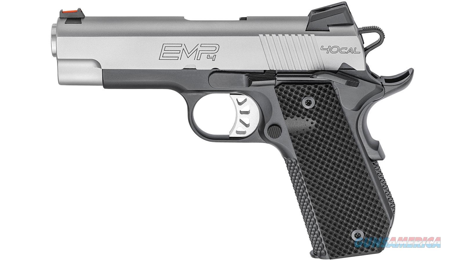 Springfield Armory Emp Ccc 40Sw 4 Duo Tone PI9224L  Guns > Pistols > S Misc Pistols