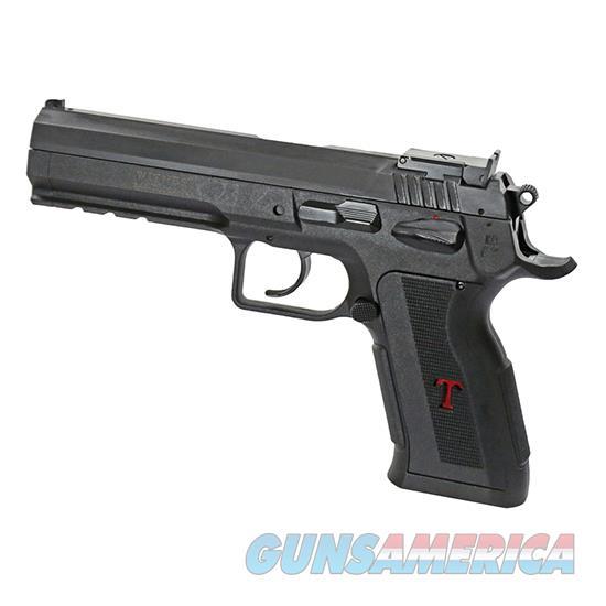 Eaa Tanfo Witness P Sa Match 38Sup 4.75 As 18R 600644  Guns > Pistols > E Misc Pistols