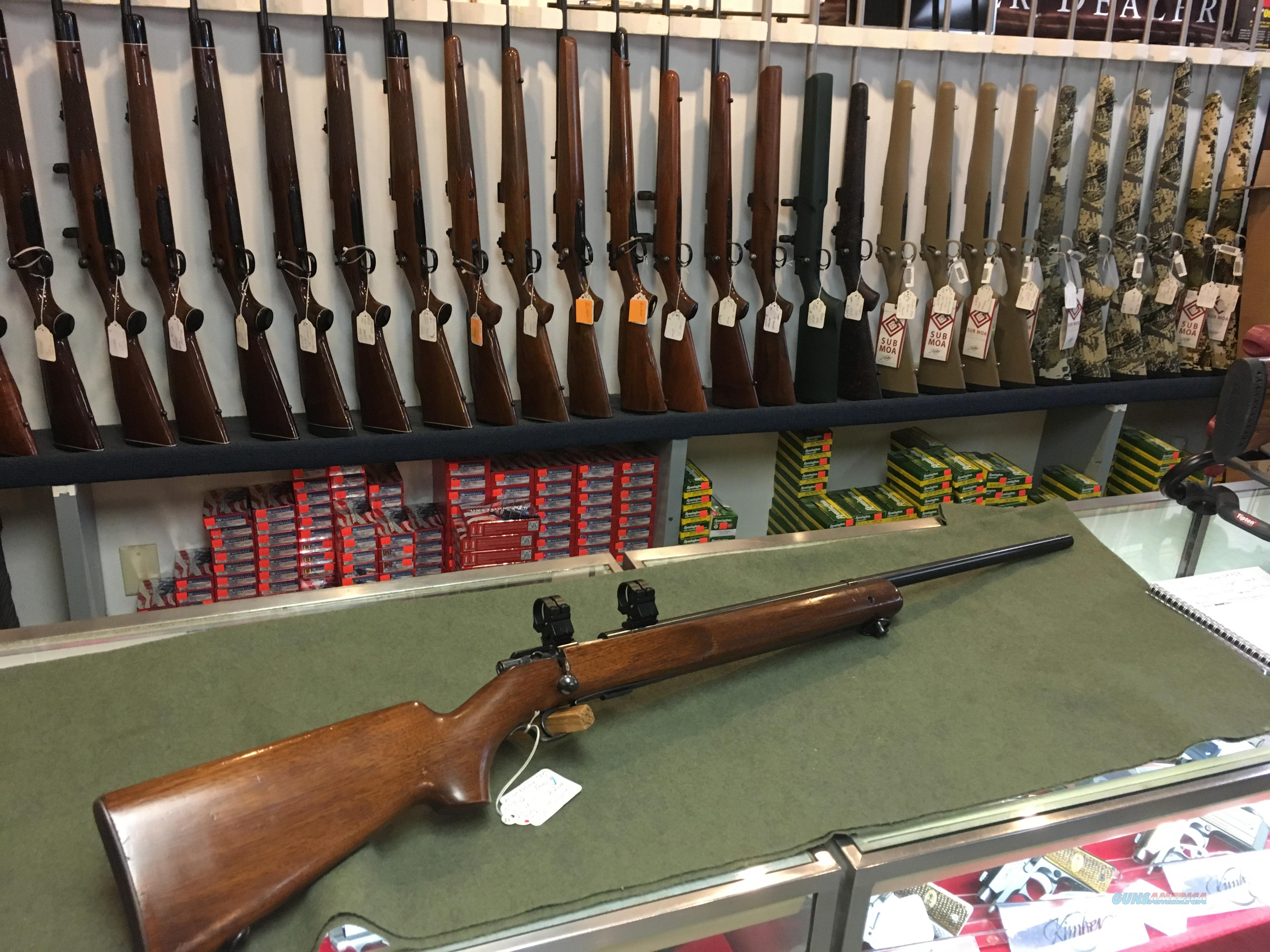 WINCHESTER 75 TARGET 22LR  Guns > Rifles > Winchester Rifles - Modern Bolt/Auto/Single > Other Bolt Action