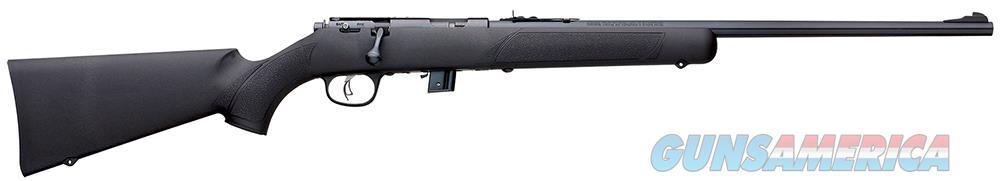 "Marlin 70701 Xt-17R Bolt Action 17 Hmr 22"" 4+1/7+1 Synthetic Black Stk Blued 70701  Guns > Rifles > MN Misc Rifles"