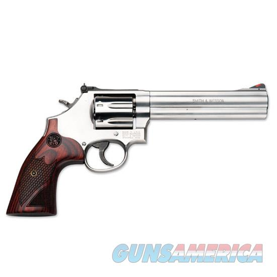 Smith & Wesson 686 Dlx 357Mag 6 Ss Wood Grips 150712  Guns > Pistols > TU Misc Pistols