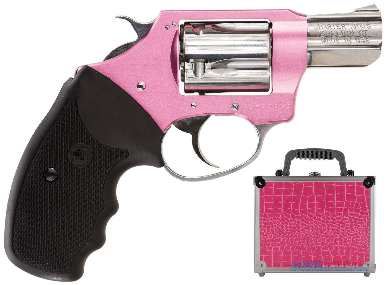"Charter Arms Chic Lady 38Spl 2"" Comp 53839  Guns > Pistols > C Misc Pistols"