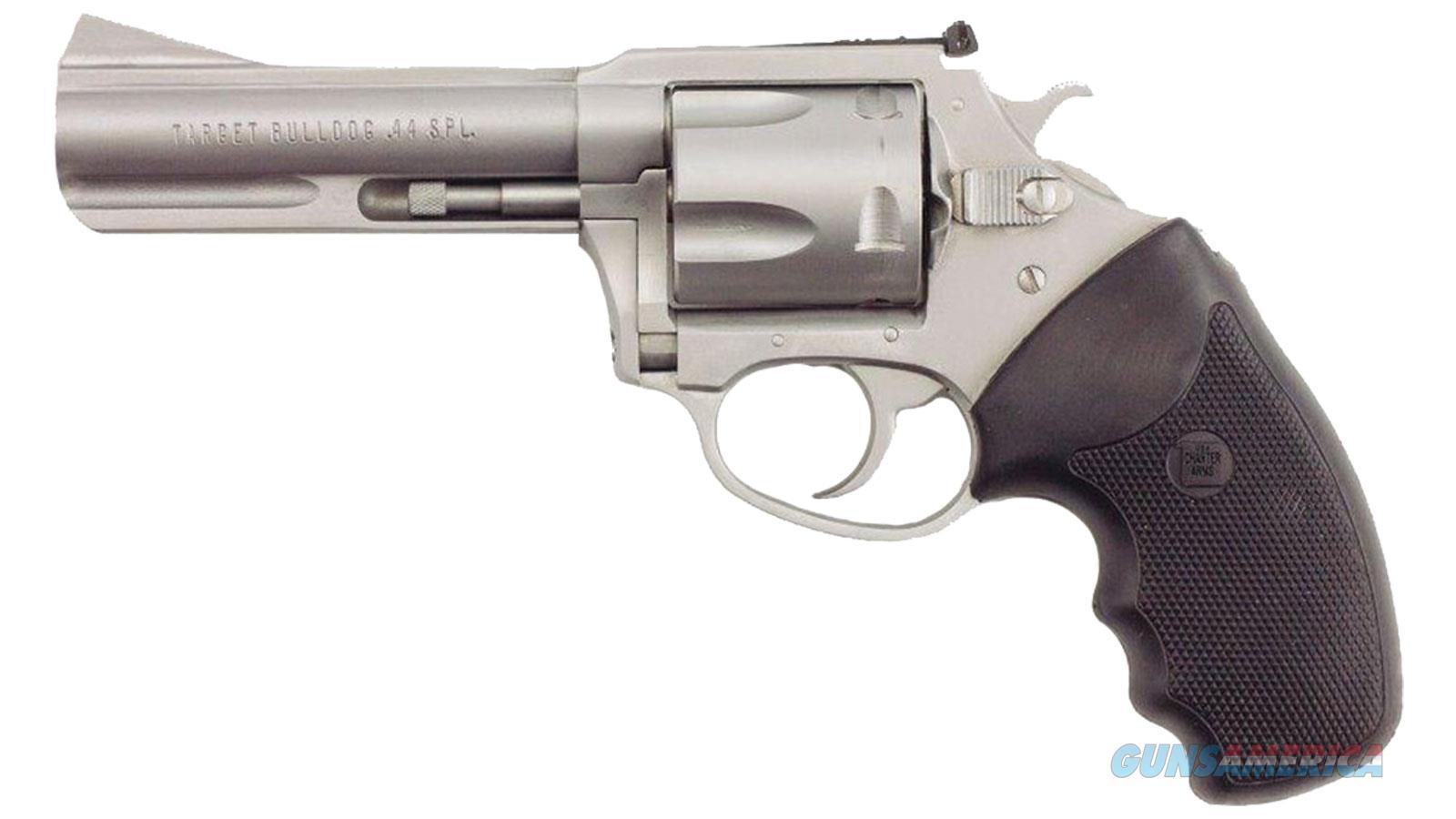 "Charter Arms Target Bulldog 44Spl 4.2"" 74442  Guns > Pistols > C Misc Pistols"