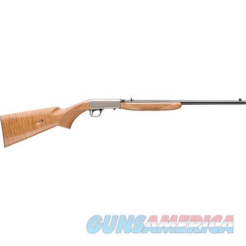 """Browning Semi-Auto 22 G1 .22Lr 19.4"""" Blued Aaa Maple < 021022102  Guns > Rifles > B Misc Rifles"""