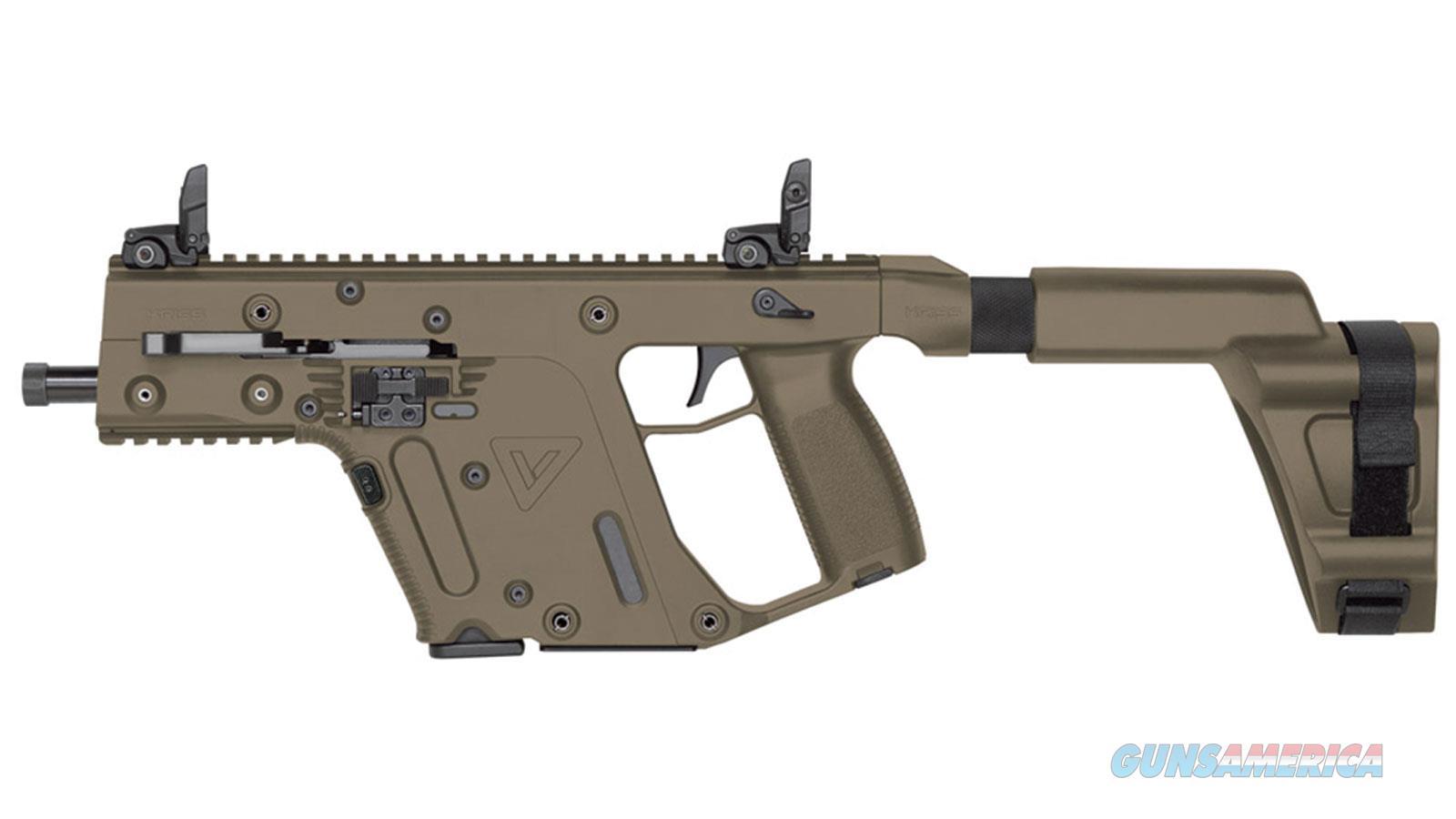 Kriss Newco Usa Inc Vector Sdp Sb Gen2 45Acp KV45PSBFD20  Guns > Pistols > K Misc Pistols