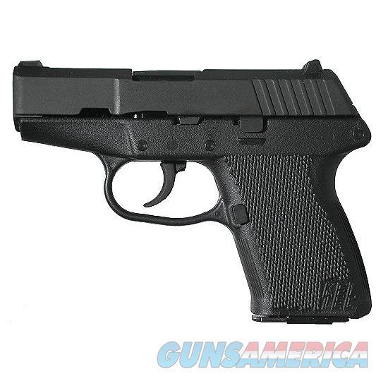 Keltec P-11 9Mm 3 Nkl Boron Black Frame 10Rd P11NBBLK  Guns > Pistols > K Misc Pistols