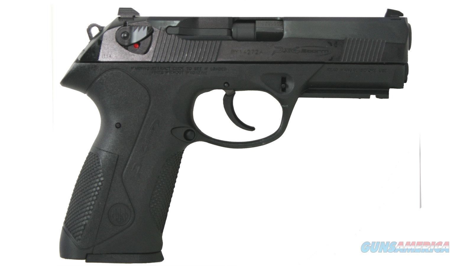 """Beretta Px4 40Sw 4"""" 10Rd Type F JXF4F20  Guns > Pistols > B Misc Pistols"""