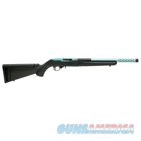 Ruger 10/22Takedownlite22lrturquoisesyns10talo RUG 21163  Guns > Rifles > TU Misc Rifles