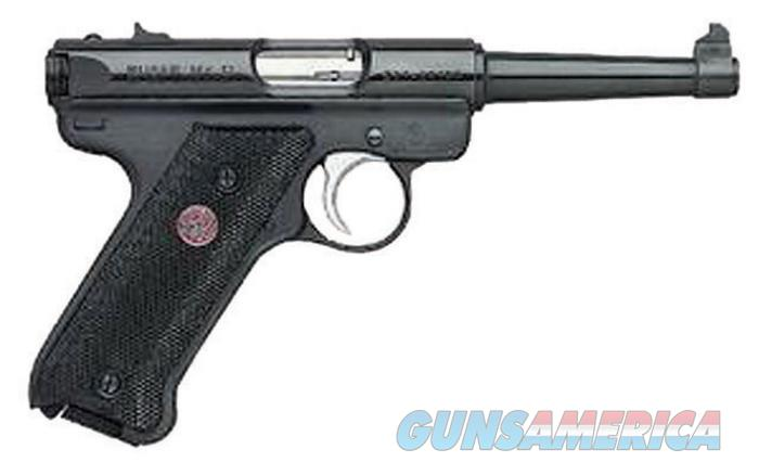 "Ruger 10104 MARK III 10+1 22LR 4.75"" New  Guns > Pistols > Ruger Semi-Auto Pistols > Mark I/II/III Family"