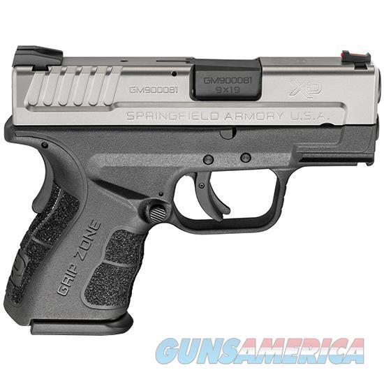 Springfield Armory Xdg 9Mm 3 Bi Tone Subcomp Mod2 2 10Rd XDG9821  Guns > Pistols > S Misc Pistols