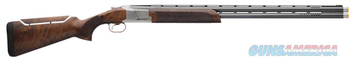 BROWNING CITORI 725 PRO SPORT ADJ 12GA 2.75 32 PORTE 0180024009  Guns > Shotguns > Browning Shotguns > Over Unders > Citori > Hunting