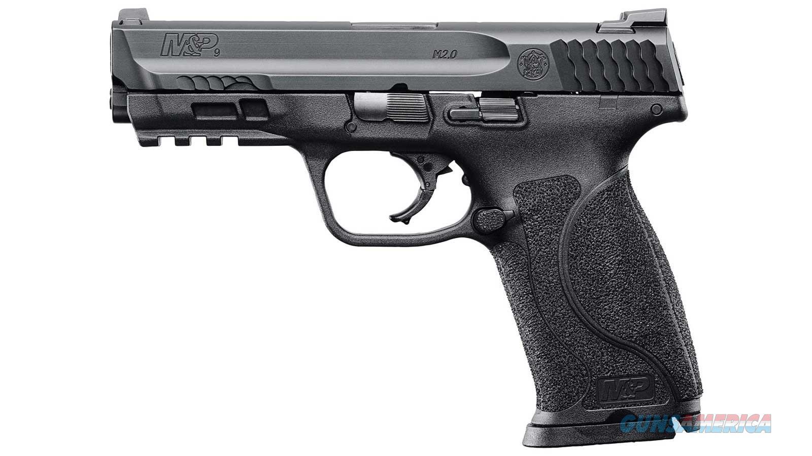 "Smith & Wesson M&P M2.0 9Mm 4.25"" 17Rd 11521  Guns > Pistols > S Misc Pistols"