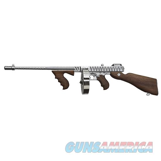 Kahr Arms Thompson 1927A1 Delux 45Acp Chrome Tiger Strip T150DCRTS  Guns > Rifles > K Misc Rifles