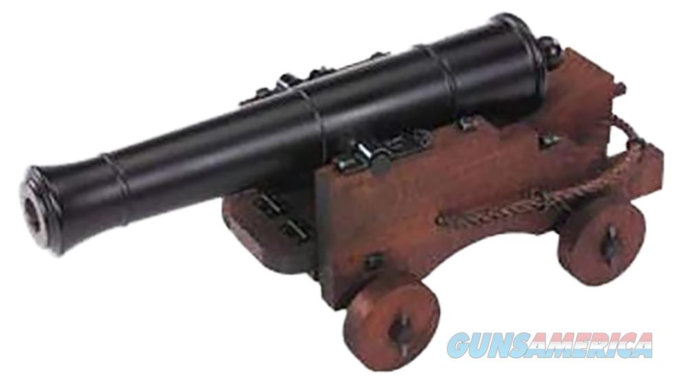 Traditions Cannon Old Ironsides Matte Blk .69 Cal CN8052  Guns > Rifles > TU Misc Rifles