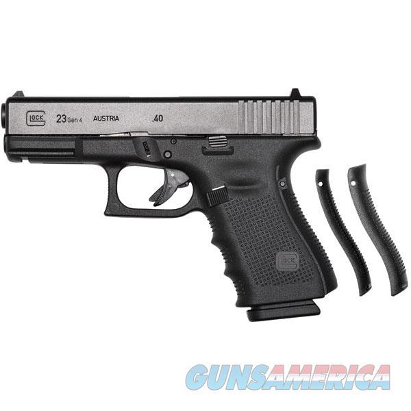 Glock 23 Gen4 40Sw 4.02 13Rd PG2350203  Guns > Pistols > G Misc Pistols