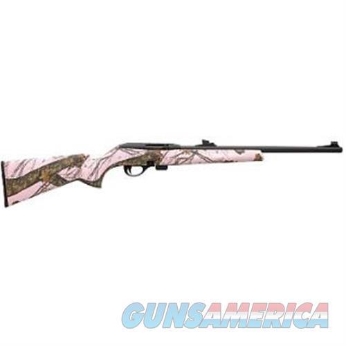 Remington 597 22Lr 20 10Rd Pink Camo 80854  Guns > Rifles > R Misc Rifles