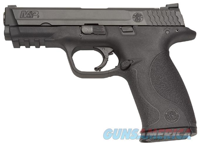 "Smith & Wesson M&P9 9Mm 4.25"" Fs 17-Shot Blackened Ss/Black Polymer 209301  Guns > Pistols > S Misc Pistols"