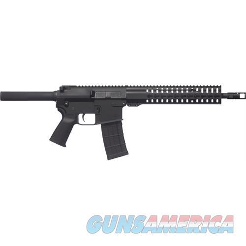 """Cmmg Mkw-15 K Pistol 458 Socom 12.5"""" Bbl. 10Rd Black 48A9E66  Guns > Pistols > C Misc Pistols"""