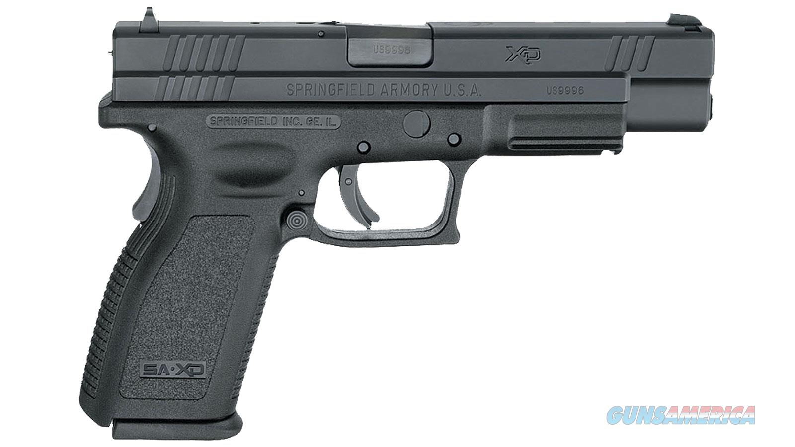 Springfield Armory Xd 40Sw Tactical 5 Blk 10Rd Ca Legal XD9402  Guns > Pistols > S Misc Pistols