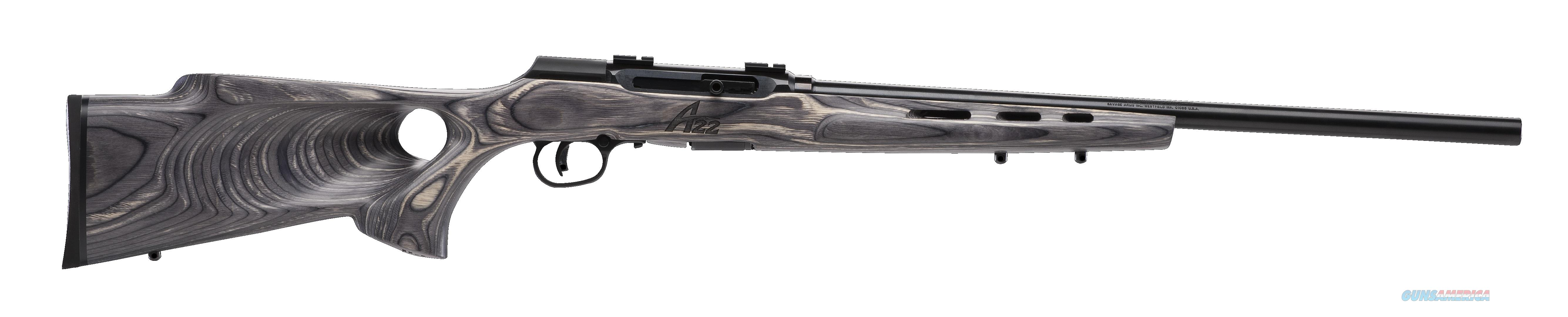 Savage Arms A22 Target 22Lr 22 Thumbhole 47215  Guns > Rifles > S Misc Rifles