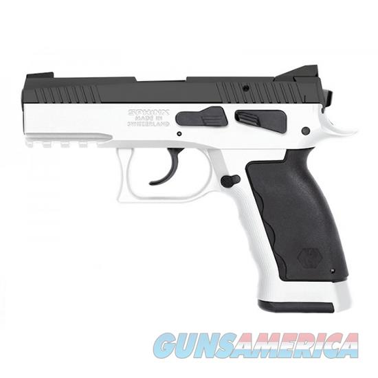KRISS NEWCO USA INC SPHINX SDP 9MM COMP ALPINE DUTY 17RD S4WSDCME094  Guns > Pistols > K Misc Pistols