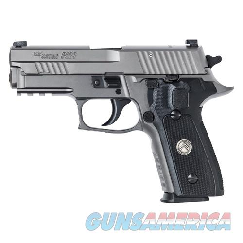 "Sig Sauer P229r Legion 9Mm 3.9"" Xray3 Day/Night Sgts Gray 10-S 229R-9-LEGION  Guns > Pistols > S Misc Pistols"