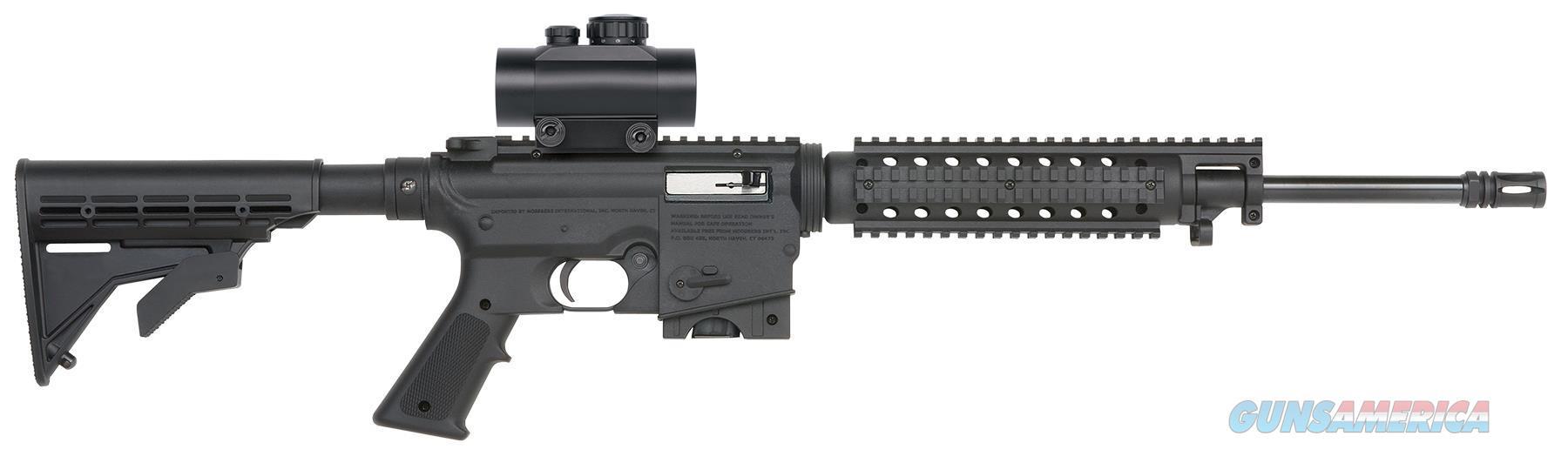 Mossberg 715T 22Lr 16.25''  11-Rd Collapsible Stock Red Dot 37232  Guns > Rifles > MN Misc Rifles