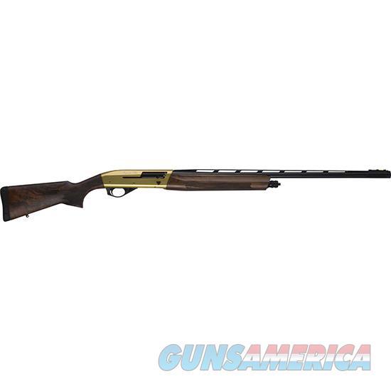 Dickinson Plus 12Ga 28 Yellow Rec Wood S/A Sg IMP120WY28  Guns > Shotguns > D Misc Shotguns