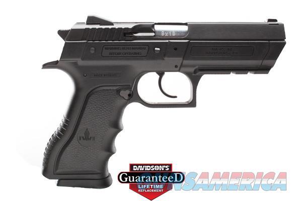 "Iwi Us J941pl9 Jericho 941 Pl9 Single/Double 9Mm Luger 4.4"" 16+1 Black Polymer Grip/Frame Grip Black J941PL9  Guns > Pistols > IJ Misc Pistols"