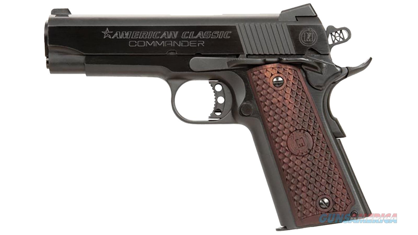"Import Sports Cmdr 45Acp 8Rd 4.25"" ACC45B  Guns > Pistols > IJ Misc Pistols"